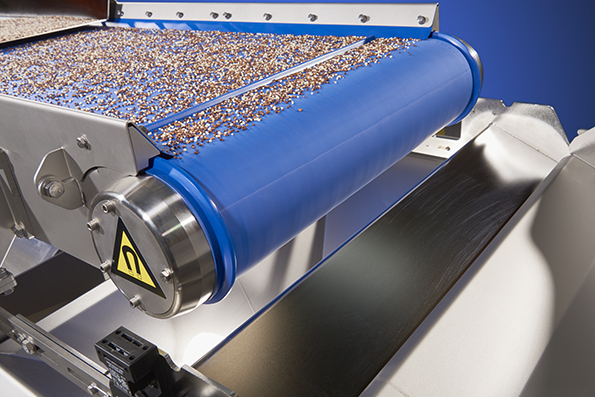 Goudsmit Magnetics develops magnetic separator for chocolate flakes