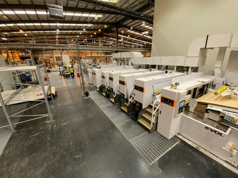 New box maker investment meets growing demand for printed corrugated packaging