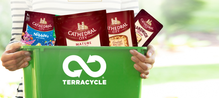 Cathedral City partners with TerraCycle for recycling scheme