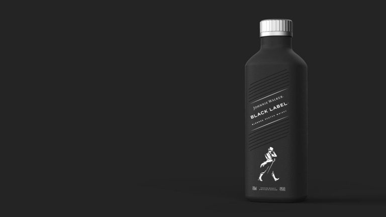 Diageo to launch 'world's first ever' paper-based spirits bottle
