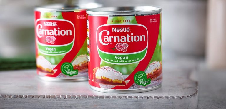 Nestlé launches vegan condensed milk alternative