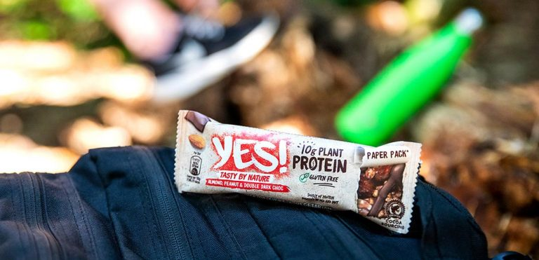 Nestlé adds new plant-based protein bars to YES! line-up