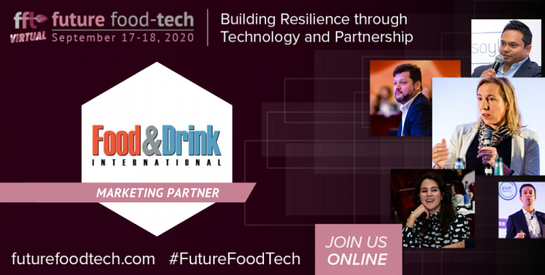 Future Food-Tech summit to bring experts together virtually next month