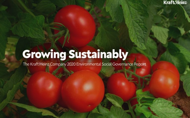 Kraft Heinz accelerates sustainability journey