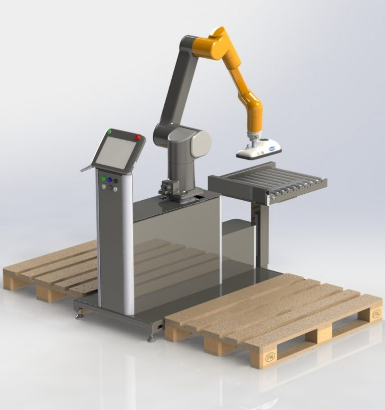 Benefits of the new Cobot from Phoenix Handling Solutions