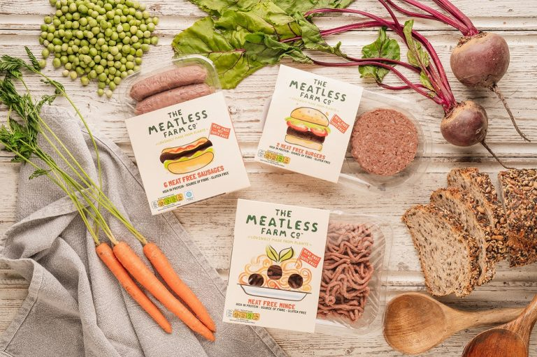 Meatless Farms raises £24m to fund post-lockdown growth