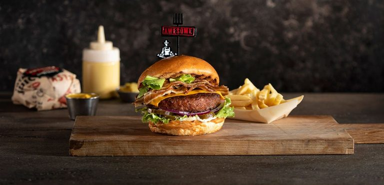 Nestlé launches plant-based 'bacon cheeseburger' in US