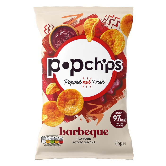 KP Snacks moves popchips production to new facility