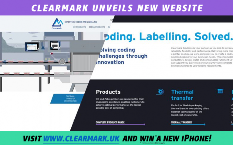 Clearmark ICE launches new and improved website