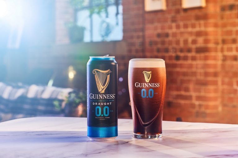 Guinness launch no-alcohol version