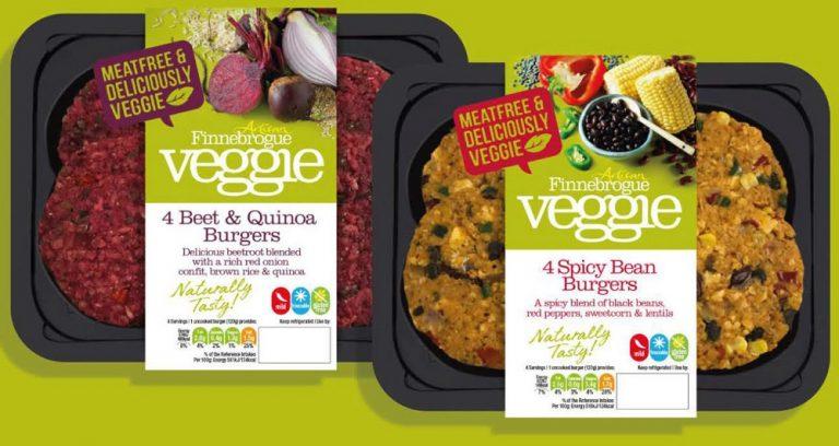Finnebrogue opens £3m vegan and vegetarian factory