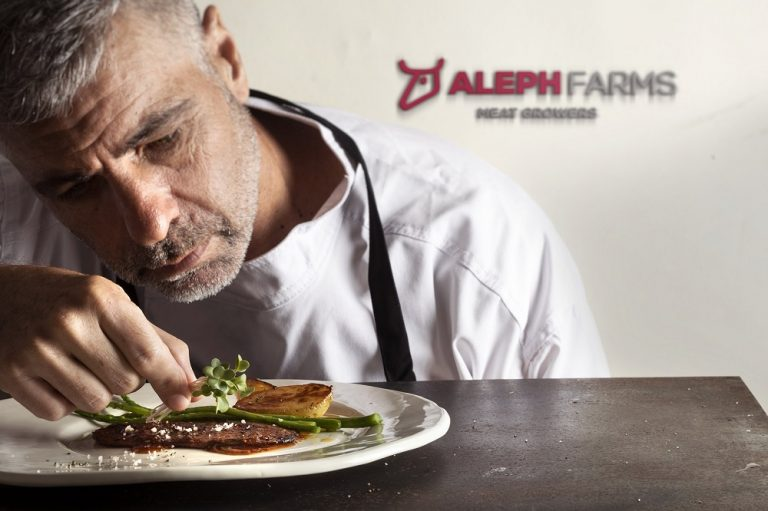 Aleph Farms unveils first commercial cultivated steak product