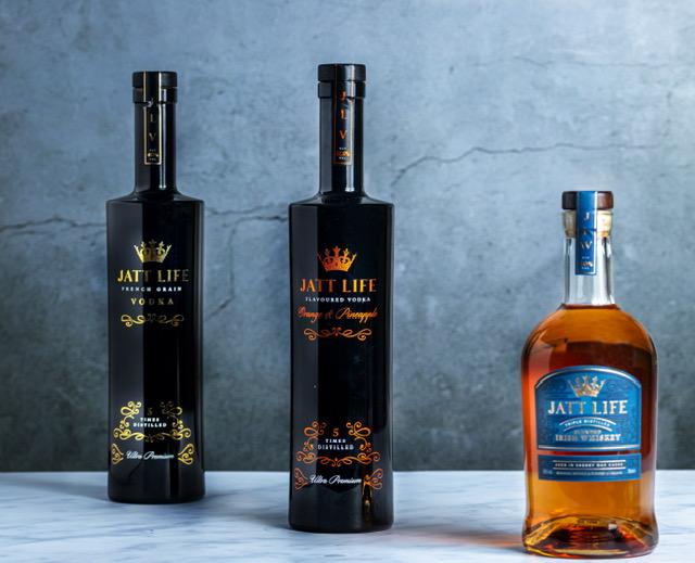 Jatt Life makes its mark with ultra-premium dual flavoured vodka