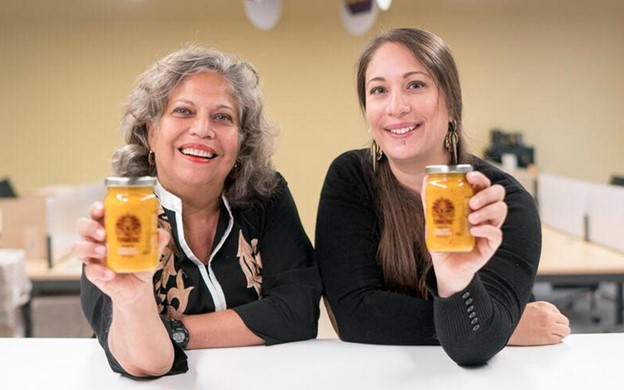Naledo launches world's first wildcrafted, whole root turmeric paste in the UK