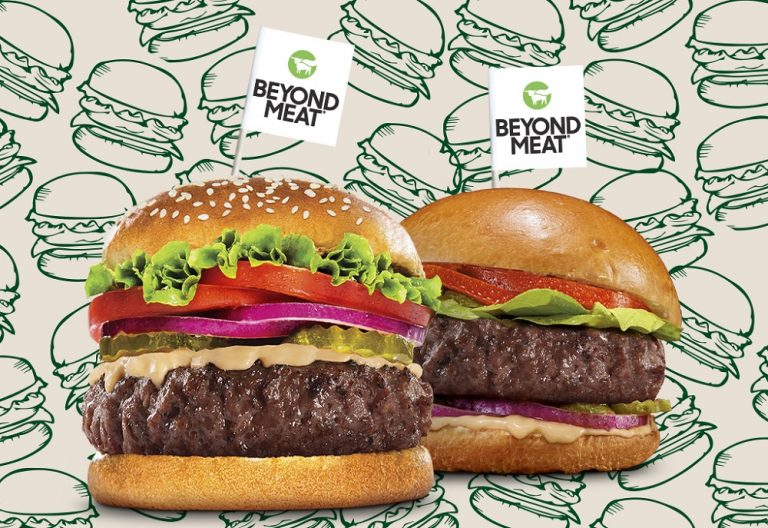 Beyond Meat unveil new versions of flagship burger