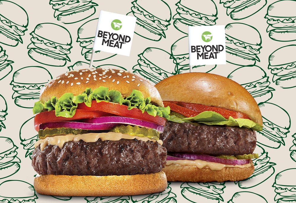Beyond Meat unveils two new versions of its Beyond Burgers