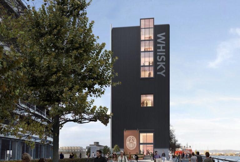 Work starts on Scotland's first 'vertical distillery'