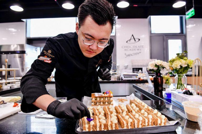 Barry Callebaut opens third Chocolate Academy in China