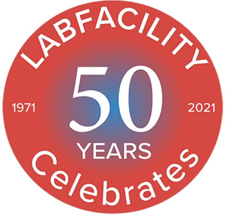 2021 sees Labfacility mark fiftieth anniversary