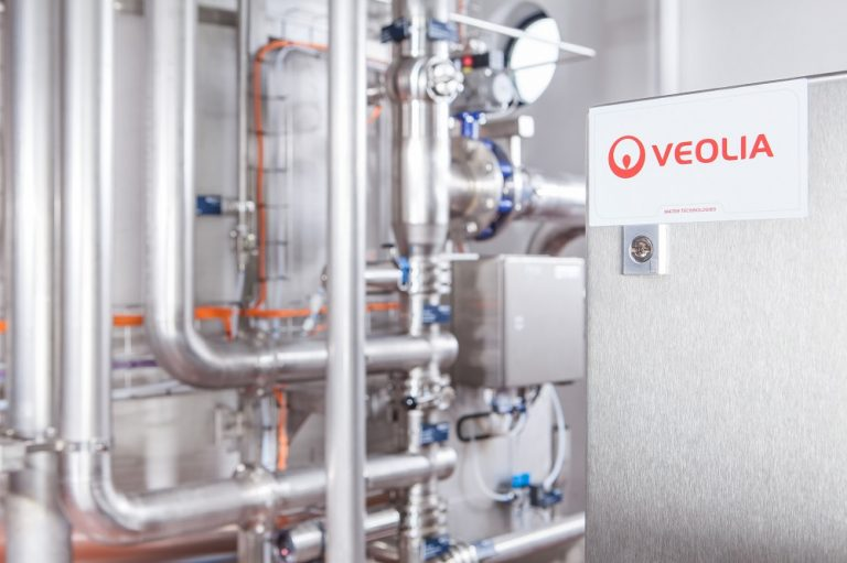 Veolia Water Technologies UK fits the bill for beverage manufacturer
