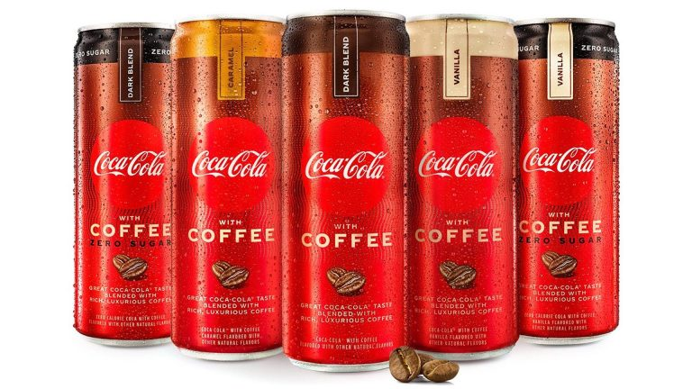 Coca-Cola launch new coffee infused beverage