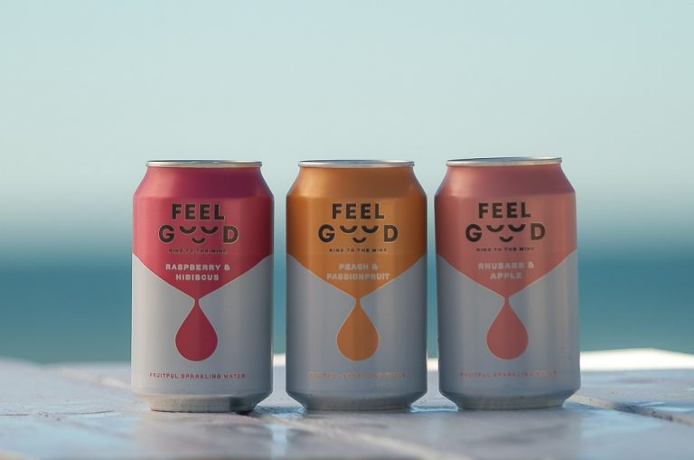 Nichols re-launches Feel Good Drinks