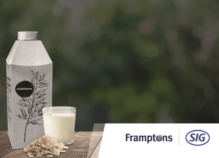 SIG partners with Framptons to install first combidome carton bottle filler in the UK