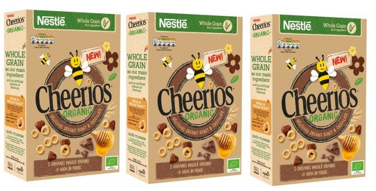 Cereal Partners UK launches Organic Honey and Chocolate Cheerios