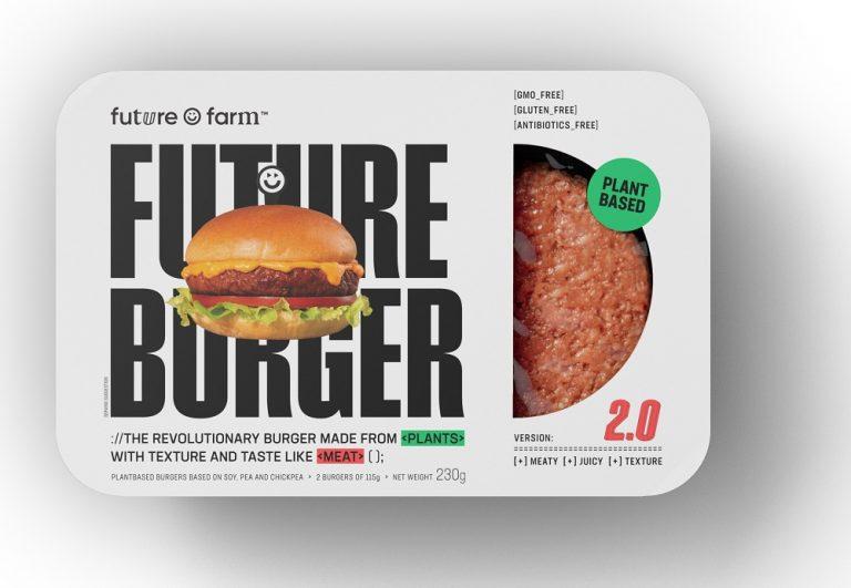 Brazilian meatless-meat brand, Future Farm, launches in UK