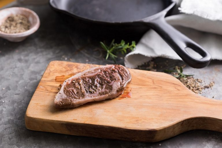 Aleph Farms unveils world's first cultivated ribeye steak