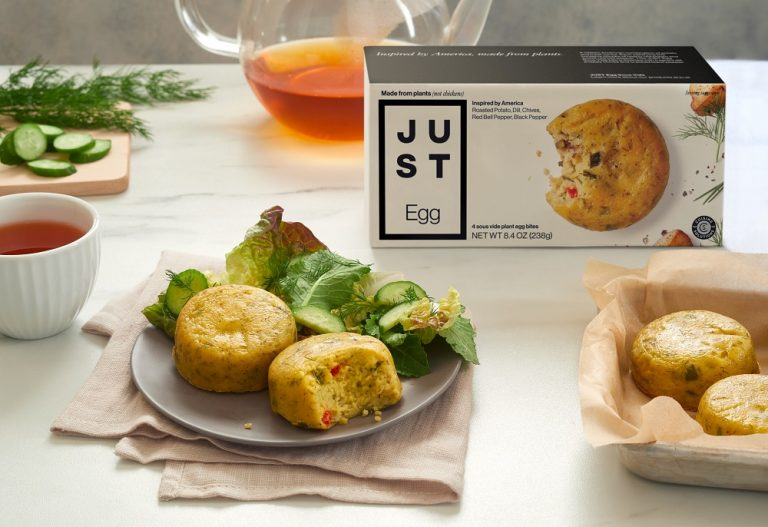 Eat Just and Cuisine Solutions launch plant-based sous vide bites