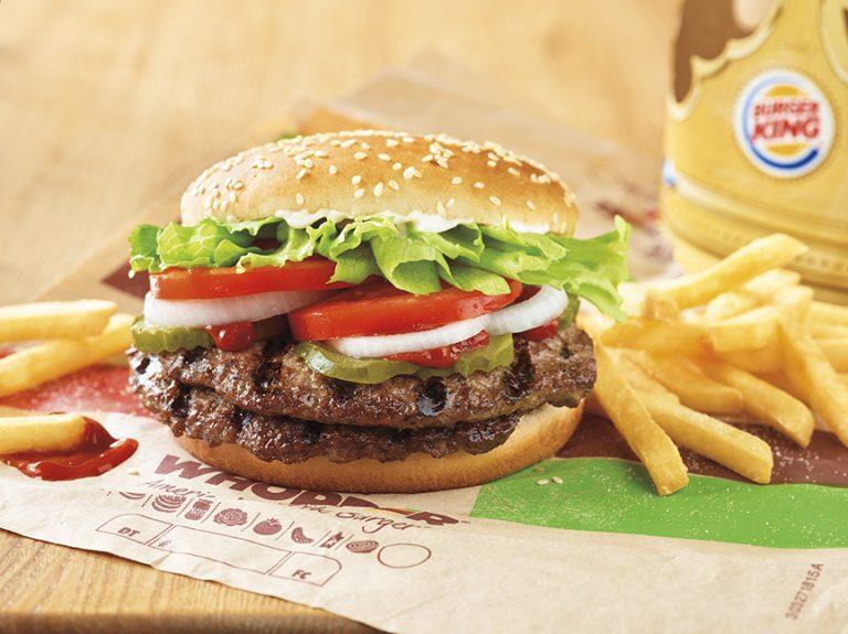 Burger King UK unveils sustainability, ethical targets