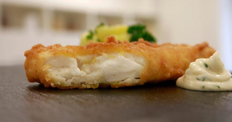 Loryma develops vegan fish alternative from wheat components