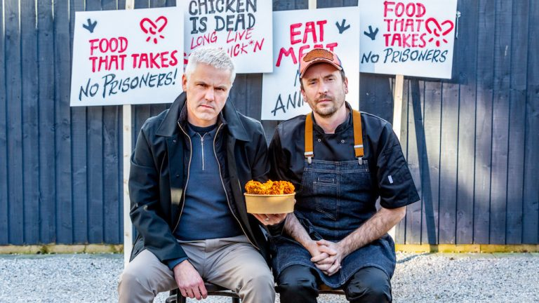 Vegan business, VCF Foods, raises £2.5m to scale up