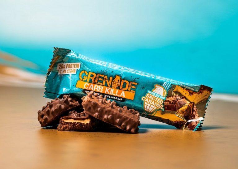Mondelēz acquires high protein bar maker, Grenade