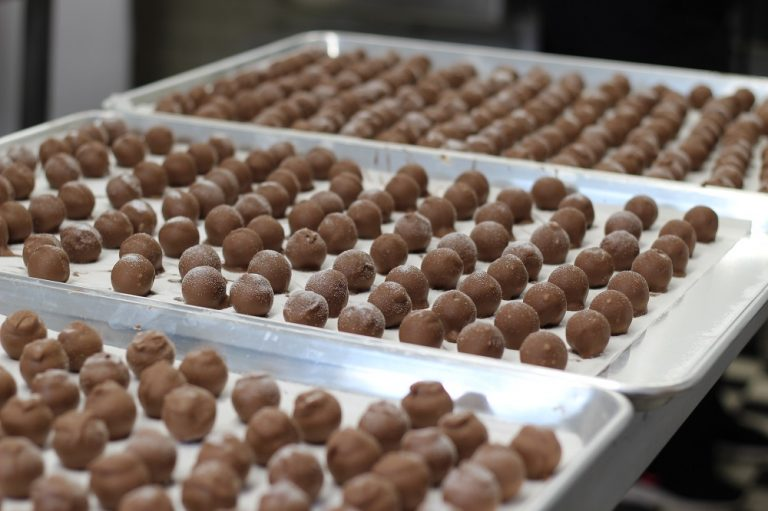 Chocolate maker invests £850k in automating manufacturing process