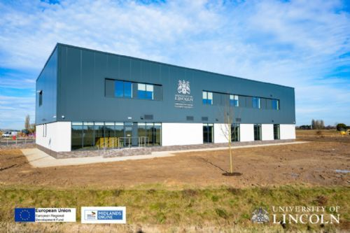 Construction complete on agri-food research and development facility in the UK
