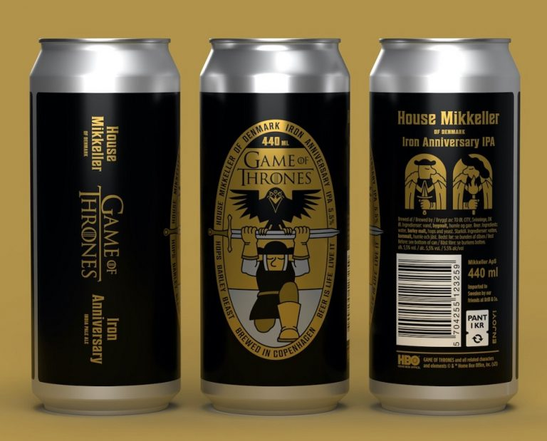 Danish craft brewery taps Leeds agency to launch Game of Thrones beer
