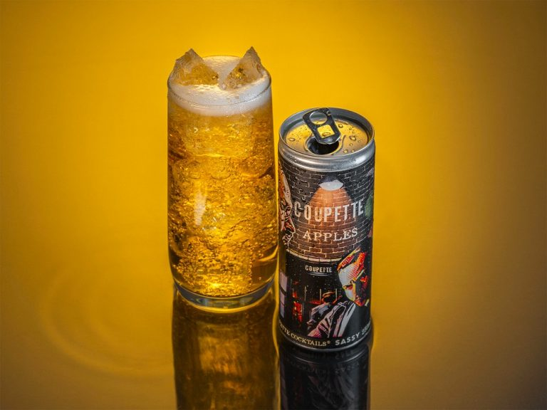 Coupette releases signature cocktail in RTD can