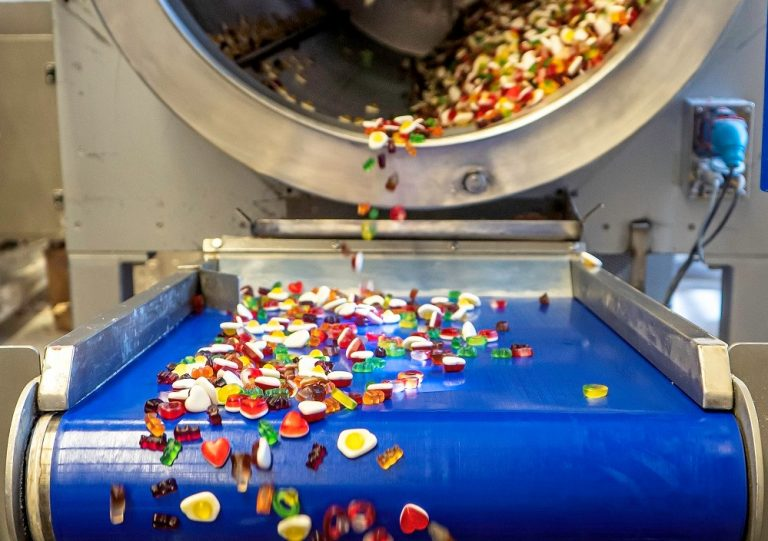 Haribo invests £22m in additional capacity, greater efficiencies & reduced costs