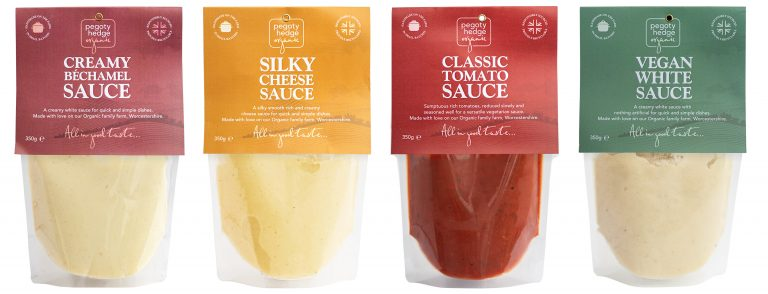 Ready Meal Revolutionaries Pegoty Hedge Launch New Range of Fresh, Organic Sauces to Level-Up Home Cooked Dinners