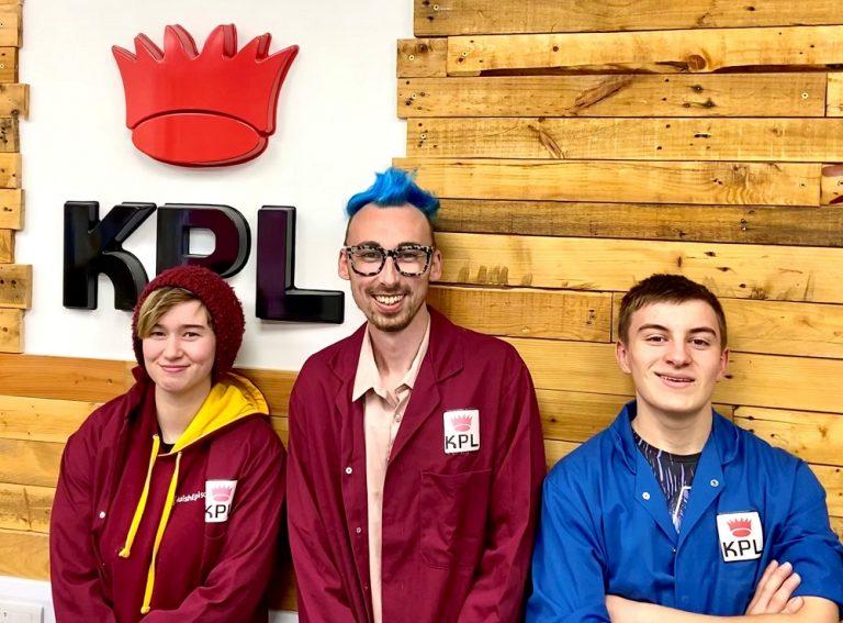 Kingsmoor Packaging invests in apprentices