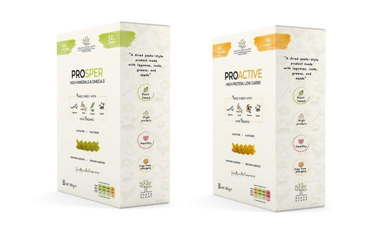 Italian pasta brand launch 'superfood' non-wheat pastas
