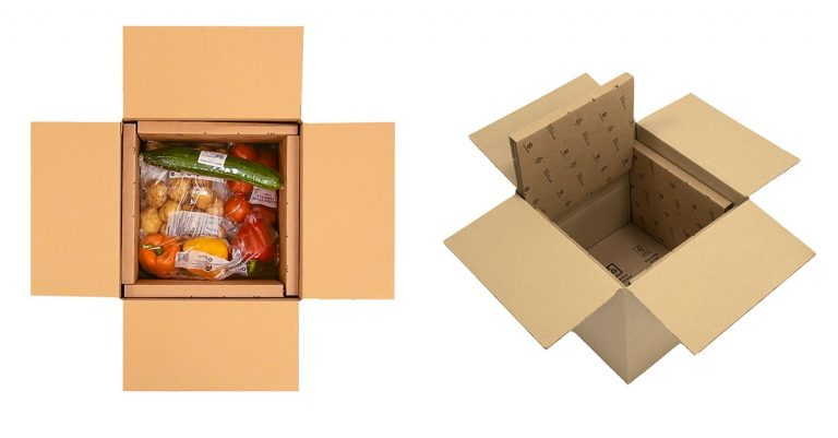 Kite release affordable eco-friendly chilled packaging