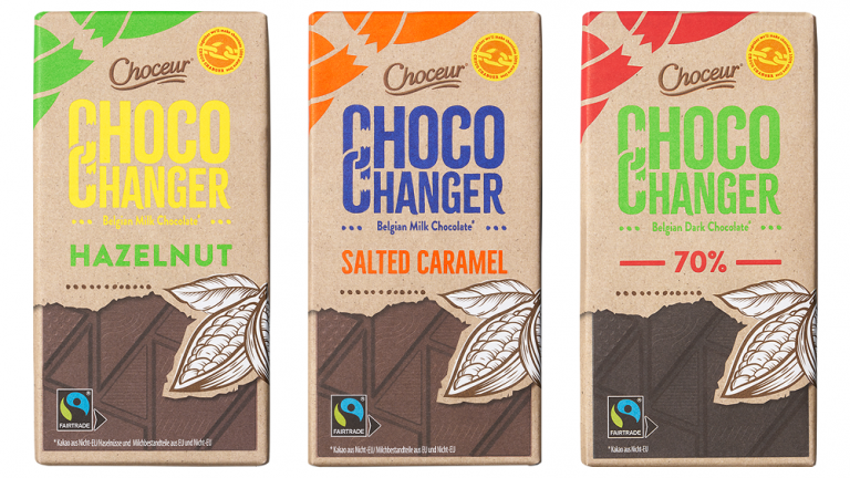 Aldi launches own-label chocolate bar with Tony's Chocolonely