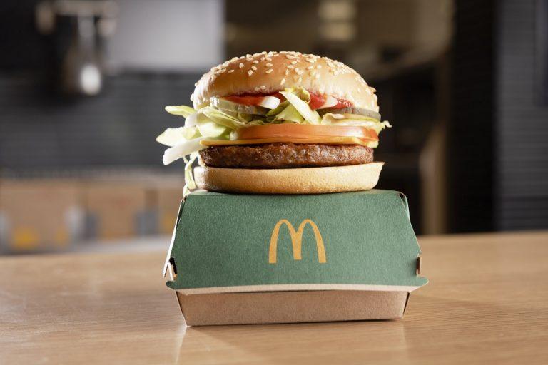 McDonald's to launch vegan McPlant burger in UK & Ireland