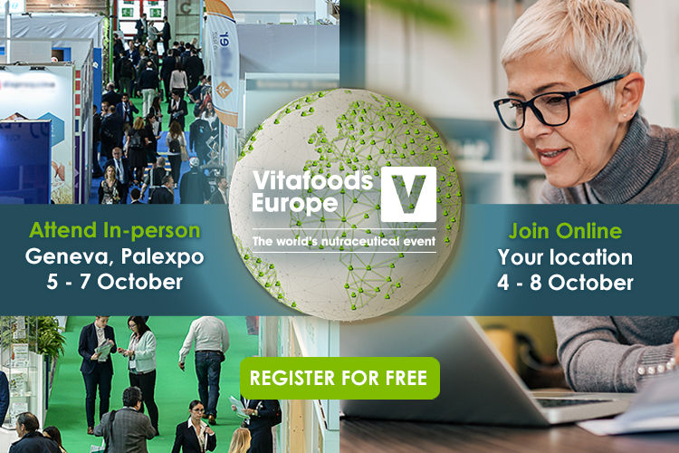 Event preview: the return of Vitafoods Europe 2021!