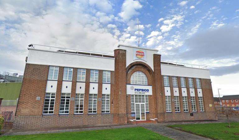 PepsiCo to invest £24m in UK factory