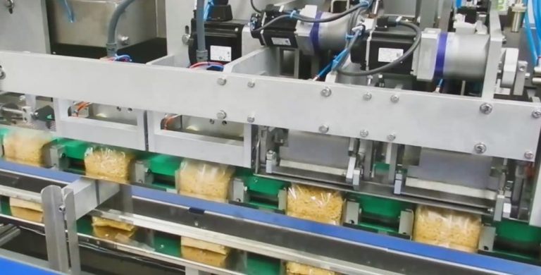 Martini perfects the packaging of pasta with OMRON technology